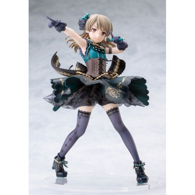 The Idolm@ster Cinderella Girls 1/7 Scale Pre-Painted Figure: Nono Morikubo Gift For Answer Ver.