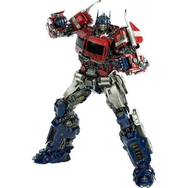 Transformers Bumblebee Dlx Scale Optimus Prime 2nd Release