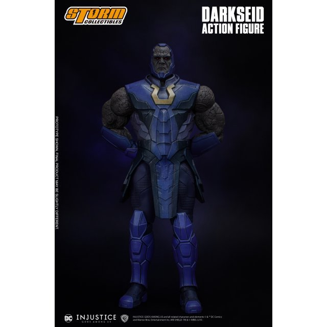 Injustice Gods Among Us 1/12 Scale Pre-Painted Action Figure: Darkseid