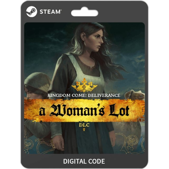 Kingdom Come: Deliverance - A Woman's Lot (DLC)