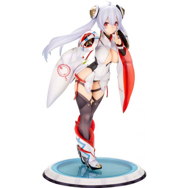 Phantasy Star Online 2 1/7 Scale Pre-Painted Figure: Matoi Nidy-2D-Ver.