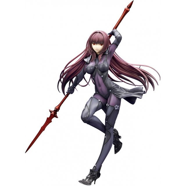 Fate/Grand Order 1/7 Scale Pre-Painted Figure: Lancer/Scathach (Re-run)