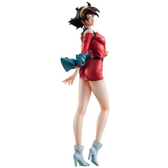 Gundam Girls Generation Mobile Fighter G Gundam 1/8 Scale Pre-Painted Figure: Rain Mikamura