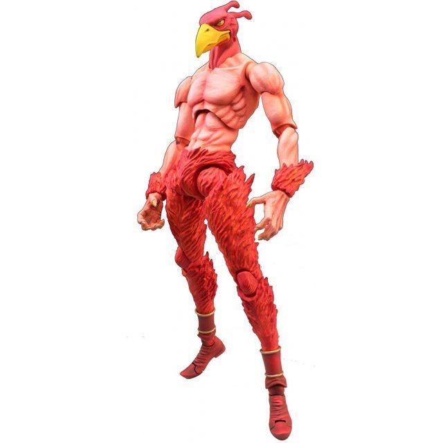 Super Action Statue JoJo's Bizarre Adventure Part III: Magician's Red (Re-run)