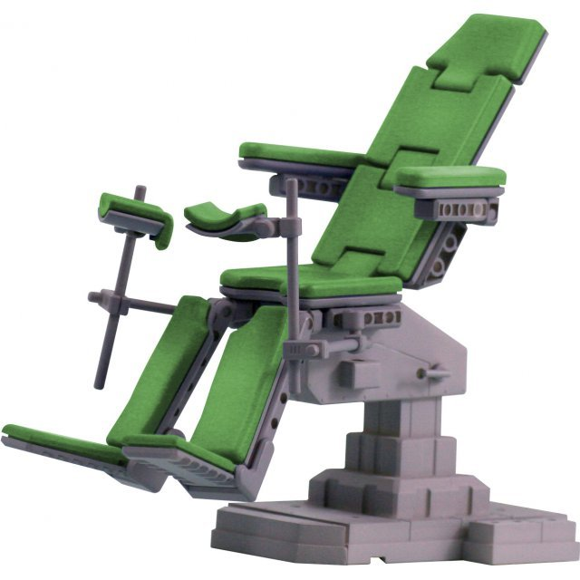 Love Toys Vol. 7: Medical Chair Green Ver.