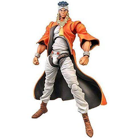 Super Action Statue JoJo's Bizarre Adventure Part III: Muhammad Avdol (Re-run)