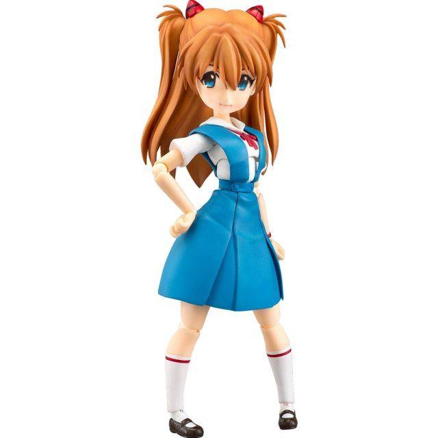 Parfom R! Rebuild of Evangelion: Asuka Shikinami Langley School Uniform Ver.