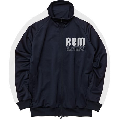 Re:Zero - Starting Life In Another World - Rem Jersey Navy x White (L Size)
