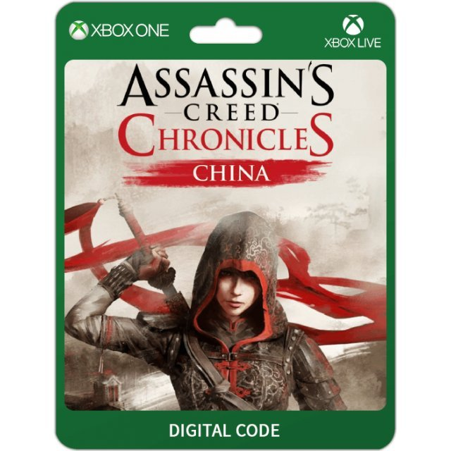 Assassin S Creed Chronicles China Digital
