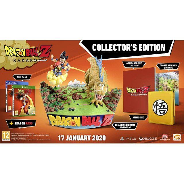Dragon Ball Z: Kakarot [Collectors Edition]