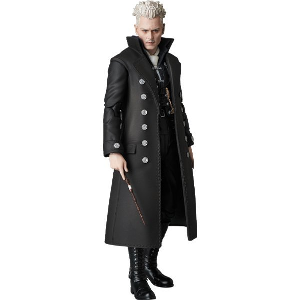 MAFEX Fantastic Beasts The Crimes of Grindelwald: Gellert Grindelwald