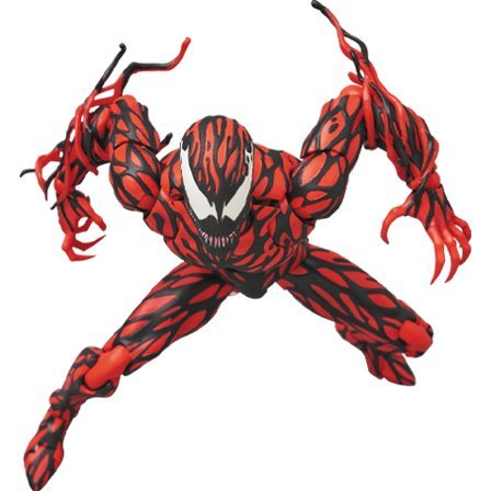 MAFEX Spider-Man: Carnage (Comic Ver.)