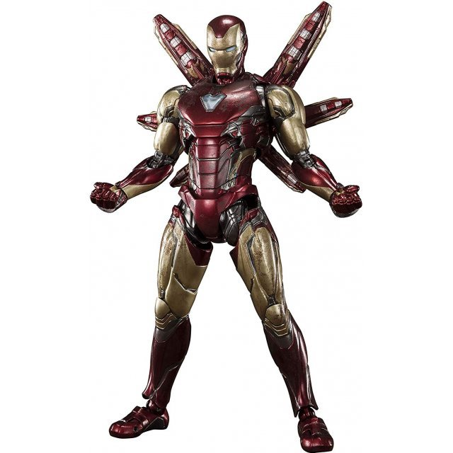 S.H.Figuarts Avengers Endgame: Iron Man Mark 85 -Final Battle Edition-