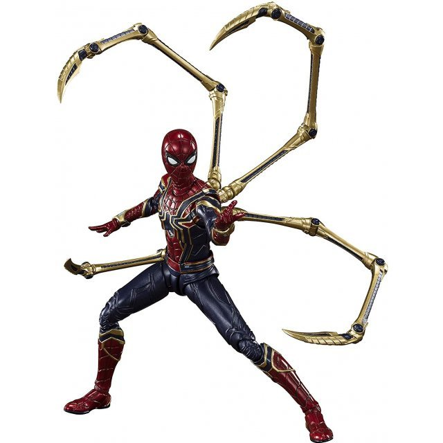 S.H.Figuarts Avengers Endgame: Iron Spider -Final Battle Edition-