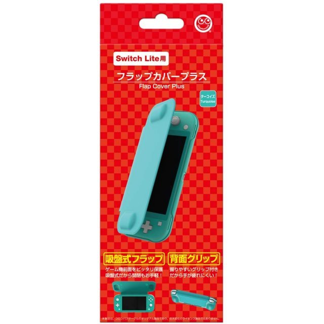 Flap Cover  Plus for Nintendo Switch Lite (Turquoise)
