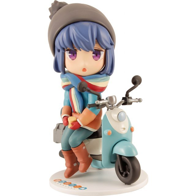 Yuru Camp Mini-Figure: Shima Rin (Re-run)
