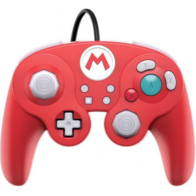 Mario Wired Fight Pad Pro