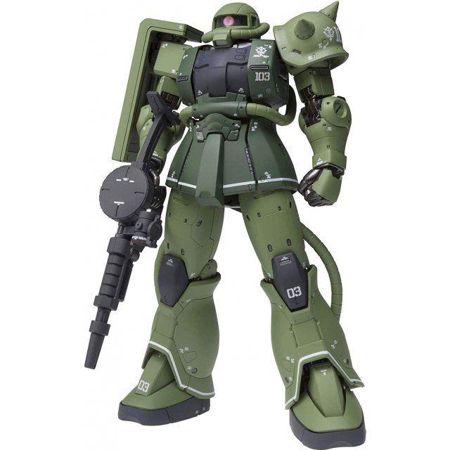 Mobile Suit Gundam The Origin Gundam Fix Figuration Metal Composite: MS-06C Zaku II Type C