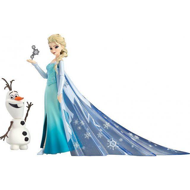 figma No. 308 Frozen: Elsa (Re-run)
