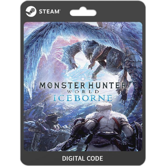 Monster Hunter World: Iceborne (DLC)