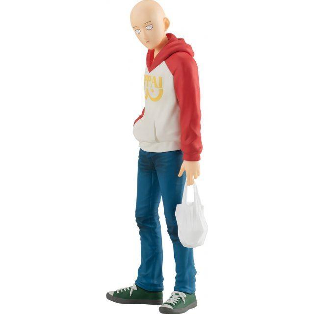One Punch Man: Pop Up Parade Saitama Oppai Hoodie Ver.