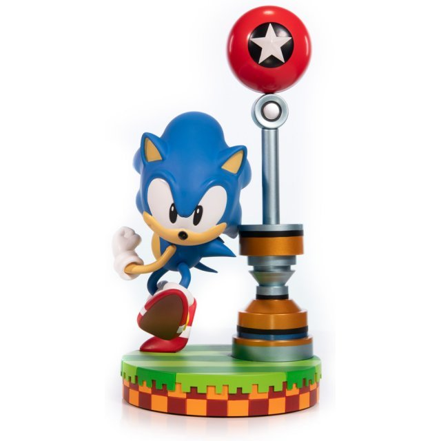 Sonic the Hedgehog PVC Painted Statue: Sonic [Standard Edition]