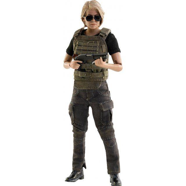 Terminator Dark Fate 1/12 Scale Action Figure: Sarah Connor