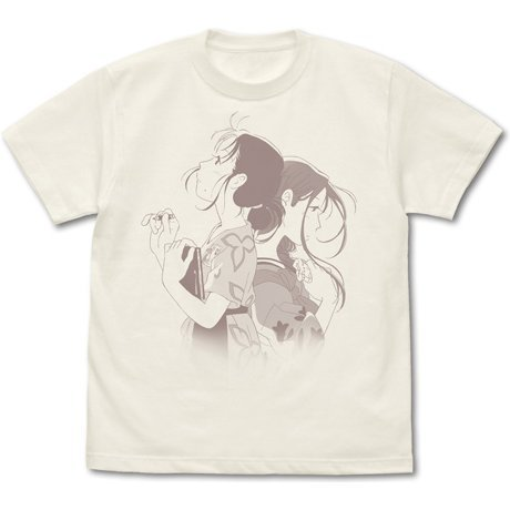 In This Corner Of The World T-shirt Vanilla White (S Size)