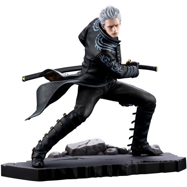 ARTFX J Devil May Cry 5 1/8 Scale Pre-Painted Figure: Vergil