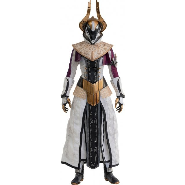 Destiny 2 1/6 Scale Collectible Figure: Warlock Philomath Calus's Selected Shader