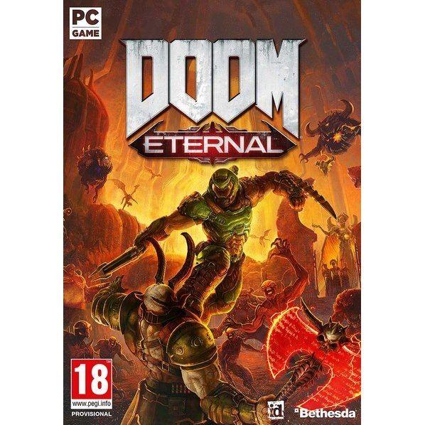 Doom Eternal (Code in a Box)