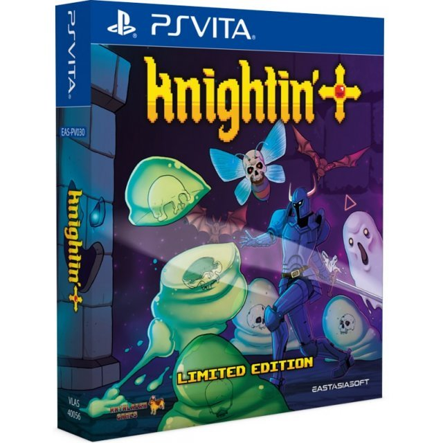 Knightin'+ [Limited Edition]