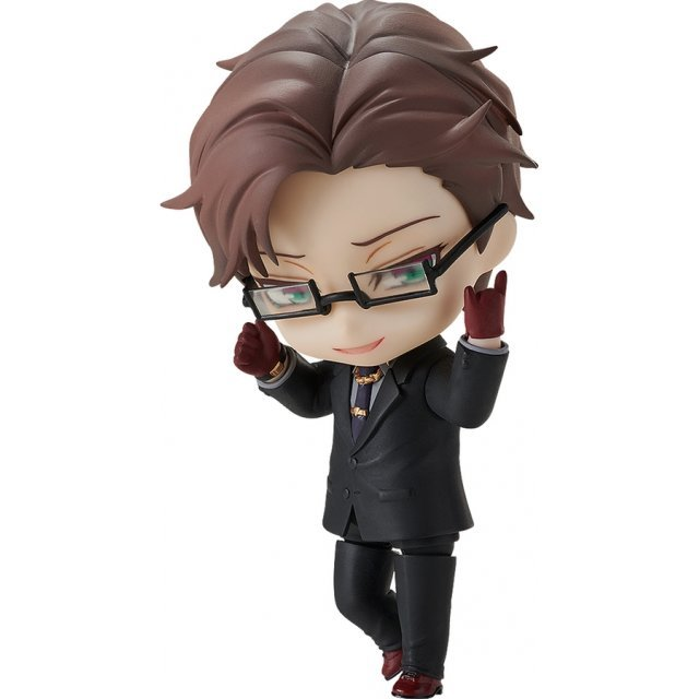 Nendoroid No. 1255 Hypnosis Mic -Division Rap Battle-: Jyuto Iruma [Good Smile Company Online Shop Limited Ver.]