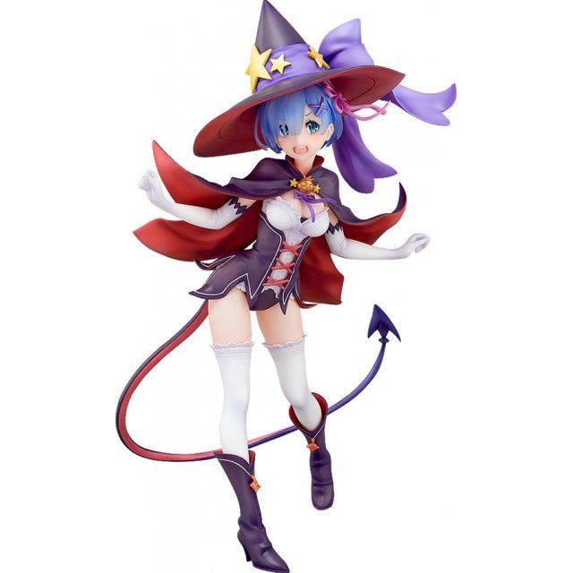 Re:ZERO Starting Life in Another World 1/7 Scale Pre-Painted Figure: Rem Halloween Ver.