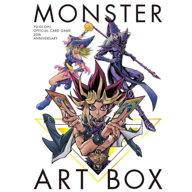 Yu-Gi-Oh! Official Card Game 20th Anniversary Monster Art Box