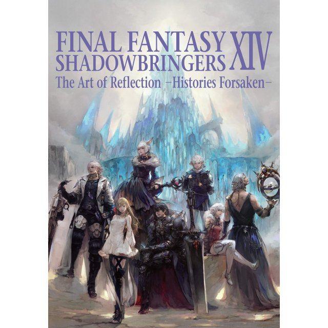 Final Fantasy XIV: Shadowbringers: The Art Of Reflection - Histories Forsaken (Paperback)