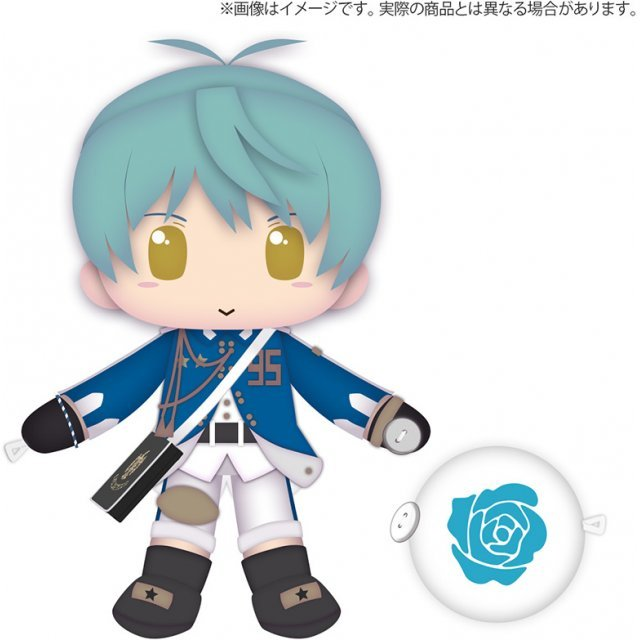 Senjyushi The Thousand Noble Musketeers Hugtto! Plush Tassel: Springfield