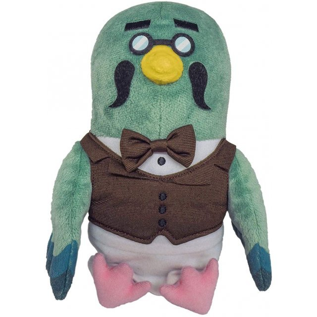 Animal Crossing All Star Collection Plush: DP11 Brewster (S)