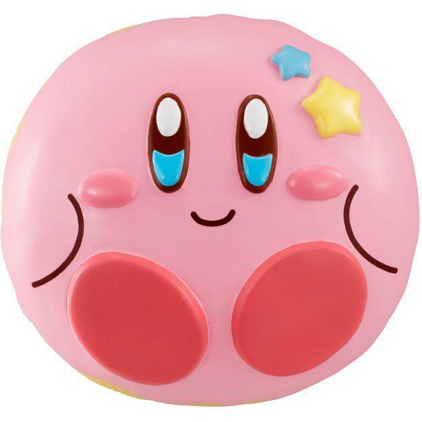 Fukafuka Squeeze Kirby's Dream Land: Pupupu na Donut Shop Kirby (Re-run)