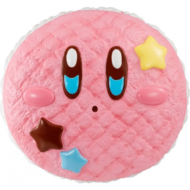 Fukafuka Squeeze Kirby's Dream Land: Pupupu na Donut Shop Kirby (Cream Sand) (Re-run)