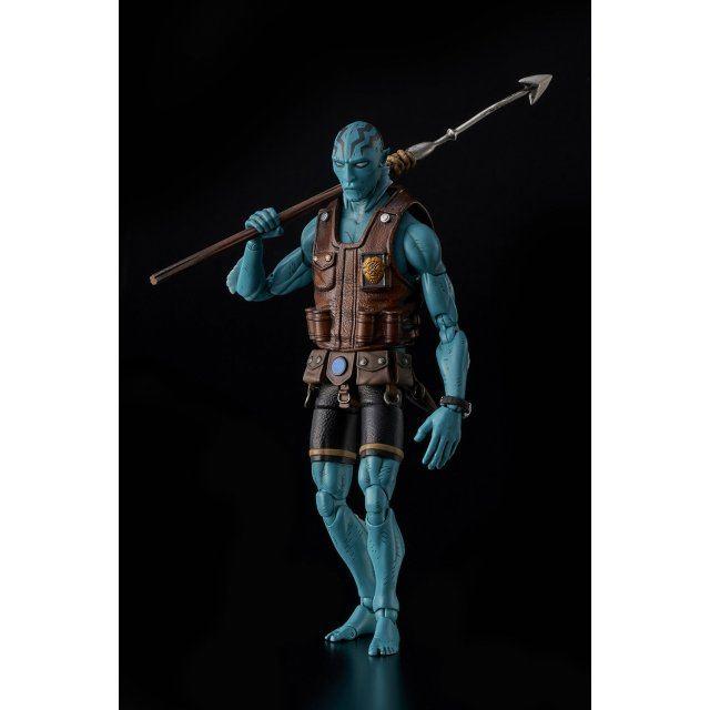 Hellboy 1/12 Scale Action Figure: Abe Sapien