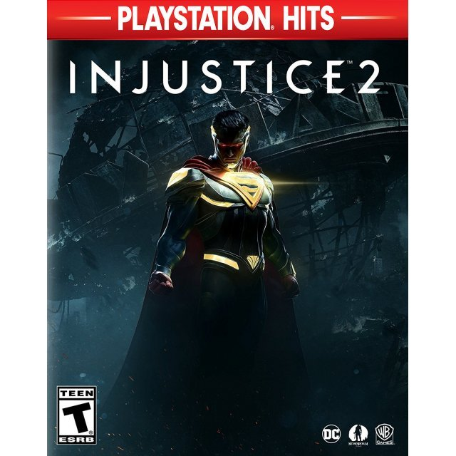 Injustice 2 (English) (PlayStation Hits)