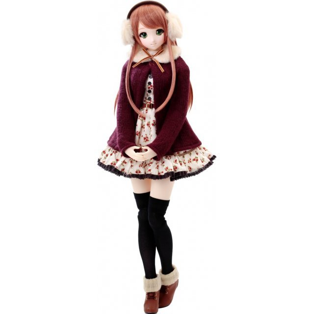 Iris Collect Series 1/3 Scale Fashion Doll: Noix / Merry Snow