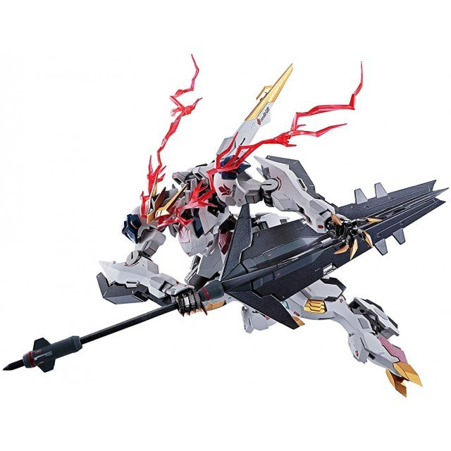 Metal Robot Spirits -Side MS- Mobile Suit Gundam Iron-Blooded Orphans: Gundam Barbatos Lupus Rex