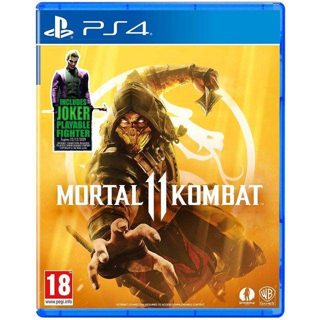 Mortal Kombat 11 + Joker DLC