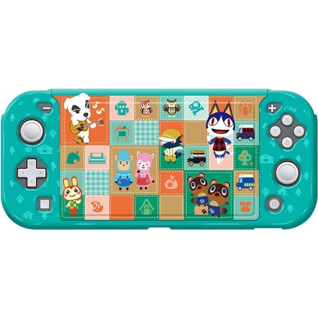 Animal Crossing Protector Set Collection for Nintendo Switch Lite (Type-A)