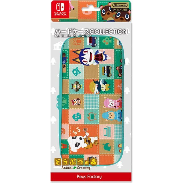 Hard Case Collection For Nintendo Switch Animal Crossing