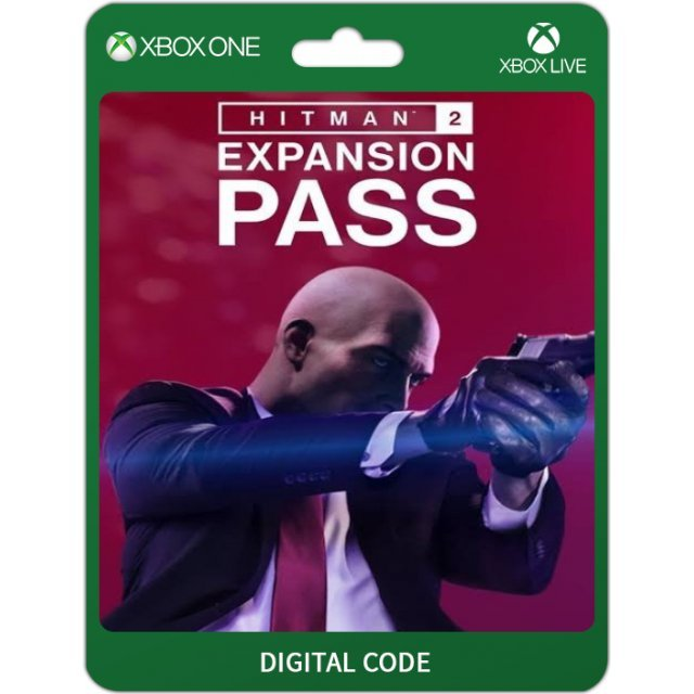 HITMAN 2: Expansion Pass (DLC)