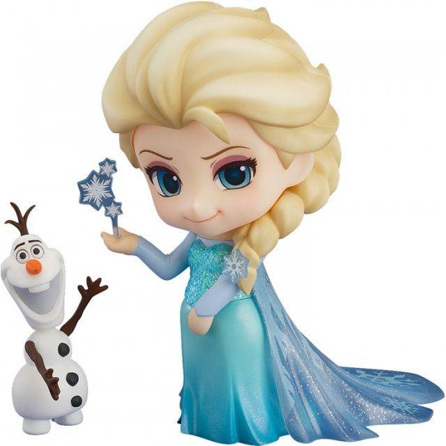 Nendoroid No. 475 Frozen: Elsa (3rd Re-run)