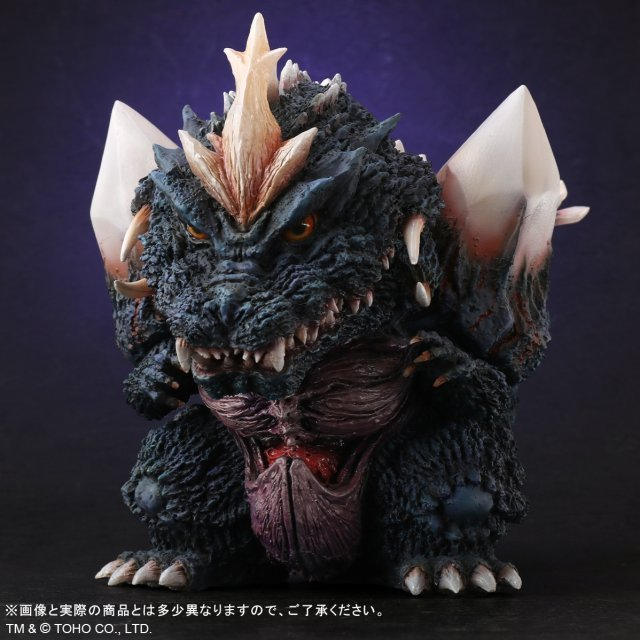 DefoReal Godzilla vs. SpaceGodzilla: SpaceGodzilla Regular Circulation Ver.